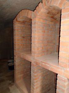 Výstavba archivačních boxů